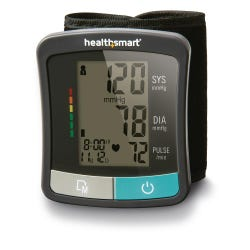 Mabis Healthcare - Wrist Blood Pressure Monitor with Cuff - One Size
