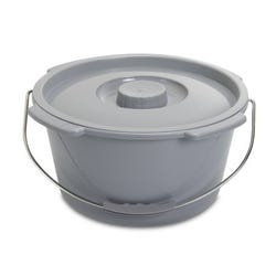 McKesson - Commode Bucket with Lid