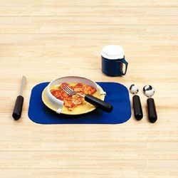 Patterson Medical Supply - Dining Kit Weighted - Black