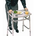 Jobar International - North American Health + Wellness Walker Tray With Cup Holders