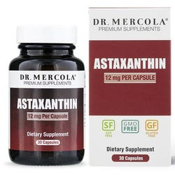 Dr. Mercola - Astaxanthin 12 mg - 30 Capsules