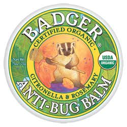 Badger Anti-Bug Balm - Natural Insect Repellent - .75 ounce