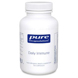 Pure Encapsulations Daily Immune 120 Capsules