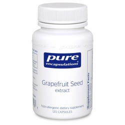 Pure Encapsulations Grapefruit Seed Extract 120 Capsules