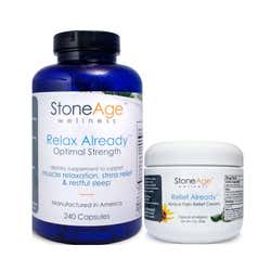 Relax Already & Relief Already Combo Pack