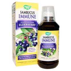 Nature's Way - Sambucus Immune 4 oz