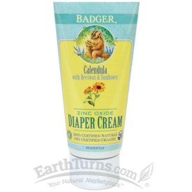 The Benefits of Natural Diaper Rash Cream